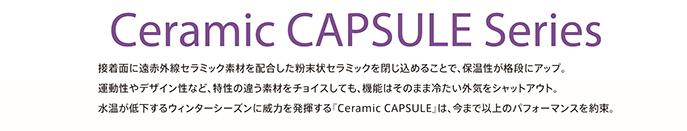 Ceramic Cap